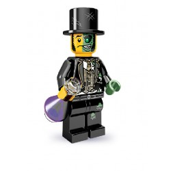 Lego Minifigures Serie 9 Dr Jekyll and Mr Hyde