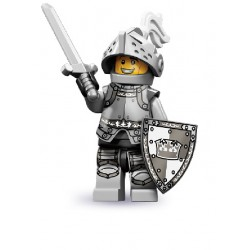 Lego Minifigures Serie 9 Cavaliere Eroico