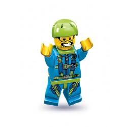 Lego Minifigures Serie 10 Paracadutista