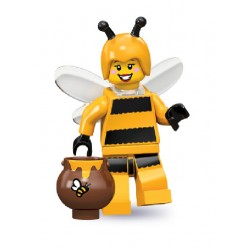 Lego Minifigures serie 10 Ragazza Ape
