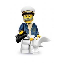 Lego Minifigures serie 10 Capitano della Marina