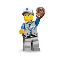 Lego Minifigures Serie 10 Giocatore di Baseball
