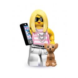 Lego Minifigures serie 10 Trendsetter