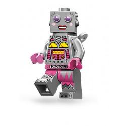 Lego Minifigures Serie 11 Signora Robot