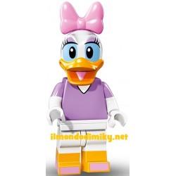 Lego Minifigures Disney PAPERINA - DAISY DUCK