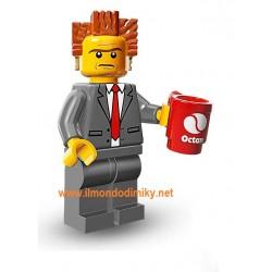 Lego The Movie PRESIDENTE BUSINESS