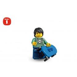 Lego Minifigures Serie 1 Skater