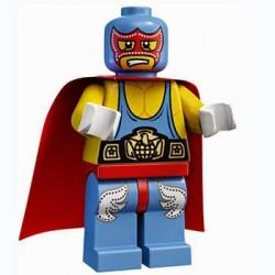 Lego Minifigures Serie 1 Wrestler