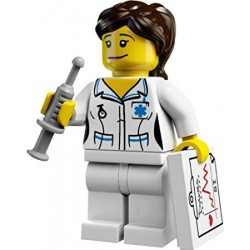 Lego Minifigures Serie 1 Infermiera