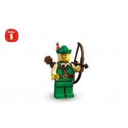 Lego Minifigures Serie 1 Boscaiolo