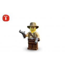 Lego Minifigures Serie 1 Cowboy