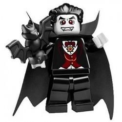 Lego Minifigures Serie 2 Vampiro