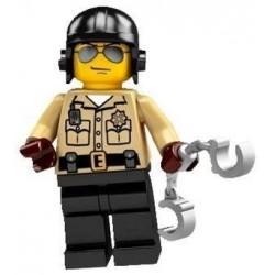 Lego Minifigures Serie 2 Poliziotto