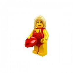 Lego Minifigures Serie 2 Bagnina
