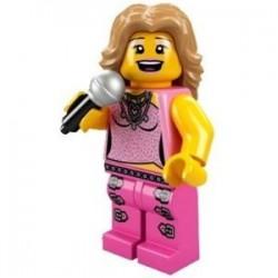 Lego Minifigures Serie 2 Cantante