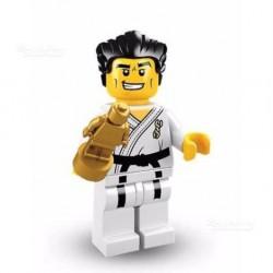 Lego Minifigures Serie 2 Maestro Karate