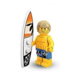Lego Minifigures Serie 2 Surfista