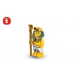 Lego Minifigures Serie 2 Faraone