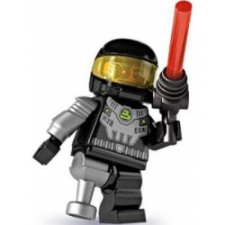 Lego Minifigures Serie 3 Robot Spaziale