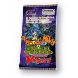 Cardfight!! Vanguard Set: Invasione del Signore Demoniaco busta