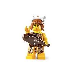 Lego Minifigures Serie 5 Donna delle Caverne