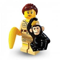 Lego Minifigures Serie 5 Custode dello Zoo