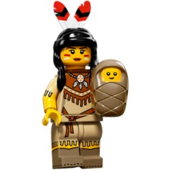 Lego Minifigures Serie 15 Indiana