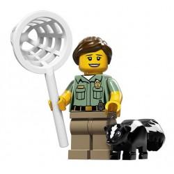 Lego Minifigures Serie 15 Vigile Veterinario