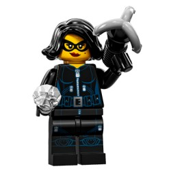 Lego Minifigures Serie 15 Ladra