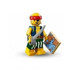 Lego Minifigures Serie 16 Pirata