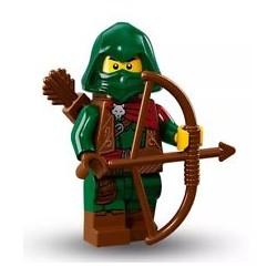 Lego Minifigures Serie 16 Arciere