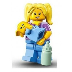 Lego Minifigures Serie 16 Babysitter