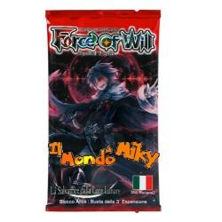 Force of Will La Salvatrice dalla Luce Lunare Busta