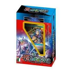 Force of Will Ghiaccio Malefico Starter Deck