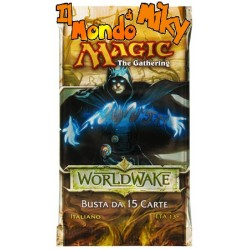 Magic Worldwake busta 15 carte