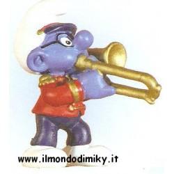 2.0484 Puffo con Trombone