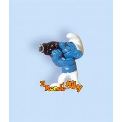 2.0414-Puffo con cinepresa