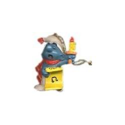 5.1905-Puffo con candela