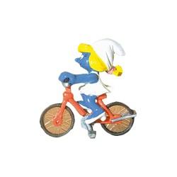 4.0236/2-Puffetta in bicicletta