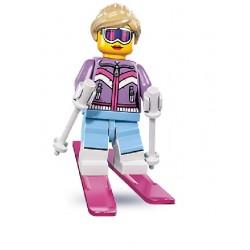 Lego Minifigures Serie 8 Sciatrice