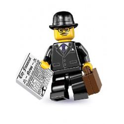 Lego Minifigures Serie 8 Uomo d'affari