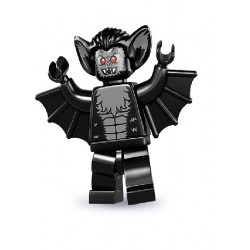 Lego Minifigures Serie 8 Uomo Pipistrello