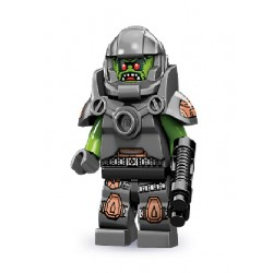 Lego Minifigures Serie 9 Alieno Vendicatore
