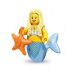 Lego Minifigures Serie 9 Sirena