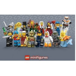 Lego Minifigures serie 9 completa