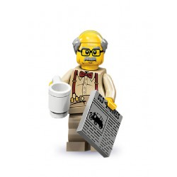 Lego Minifigures Serie 10 Nonno