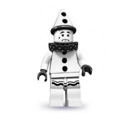 Lego Minifigures Serie 10 Clown Triste