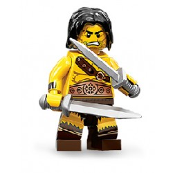Lego Minifigures Serie 11 Barbaro