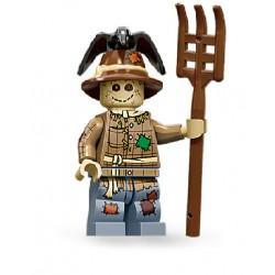 Lego minifigures serie 11 spaventapasseri