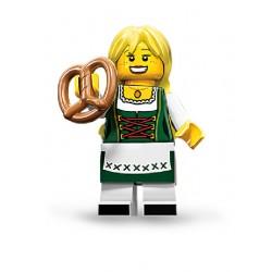 Lego Minifigures serie 11 Signora bavarese